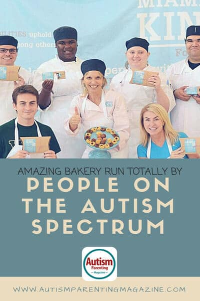 Amazing Bakery Run Totally by People on the Autism Spectrum https://www.autismparentingmagazine.com/bakery-run-by-autism-employees/