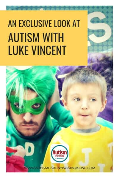 An Exclusive Look at AUTISM with Luke Vincent https://www.autismparentingmagazine.com/exclusive-look-with-luke-vincent/