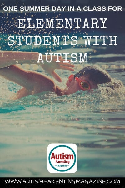 One Summer Day in a Class for Elementary Students with Autism https://www.autismparentingmagazine.com/summer-class-for-elementary-students/