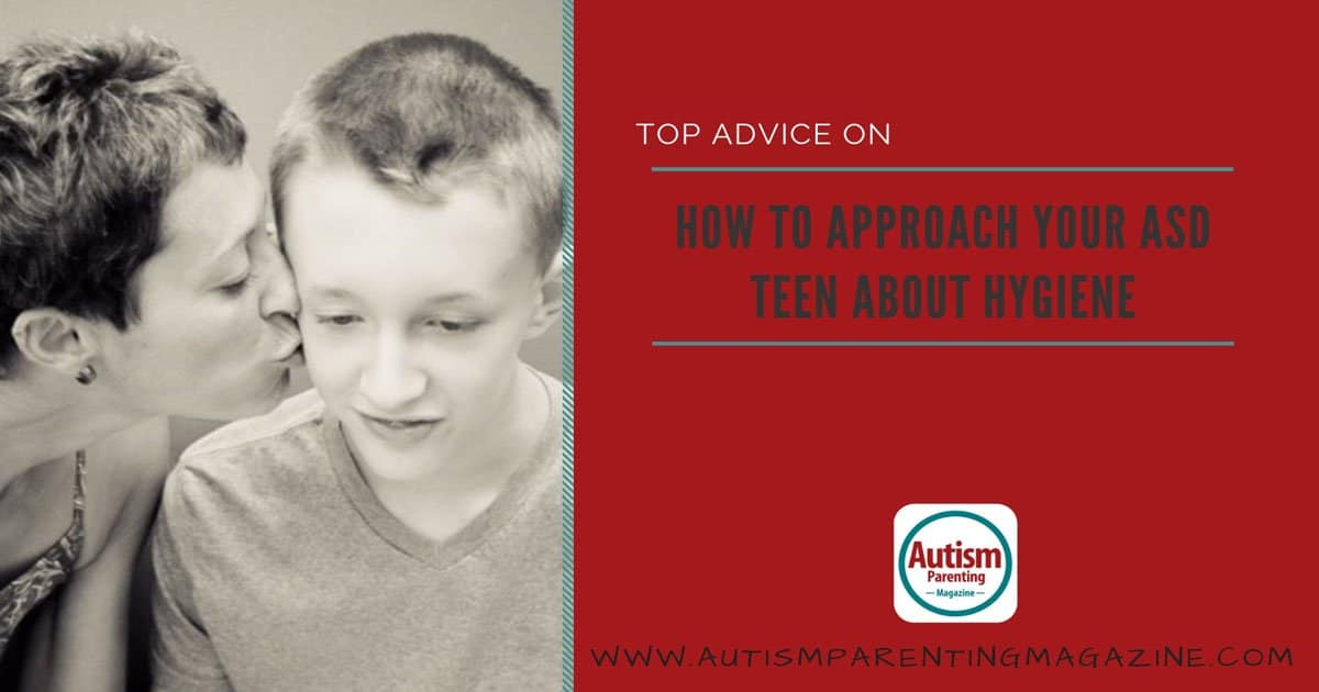Top Advice on How to Approach Your ASD Teen About Hygiene https://www.autismparentingmagazine.com/approach-asd-teen-about-hygiene/