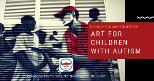 The Wonders and Benefits of Art for Children With Autism https://www.autismparentingmagazine.com/art-for-children-with-autism/