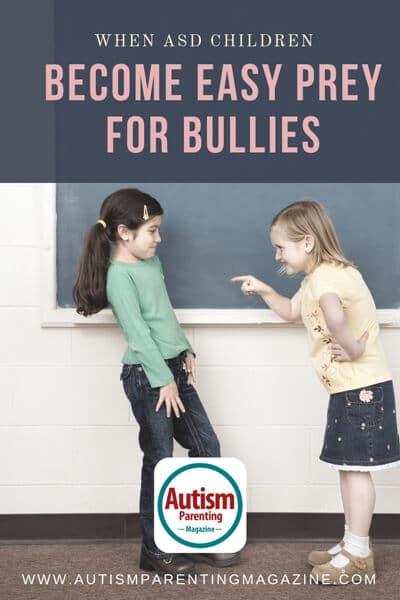 When ASD Children Become Easy Prey For Bullies https://www.autismparentingmagazine.com/asd-children-easy-for-bullies/