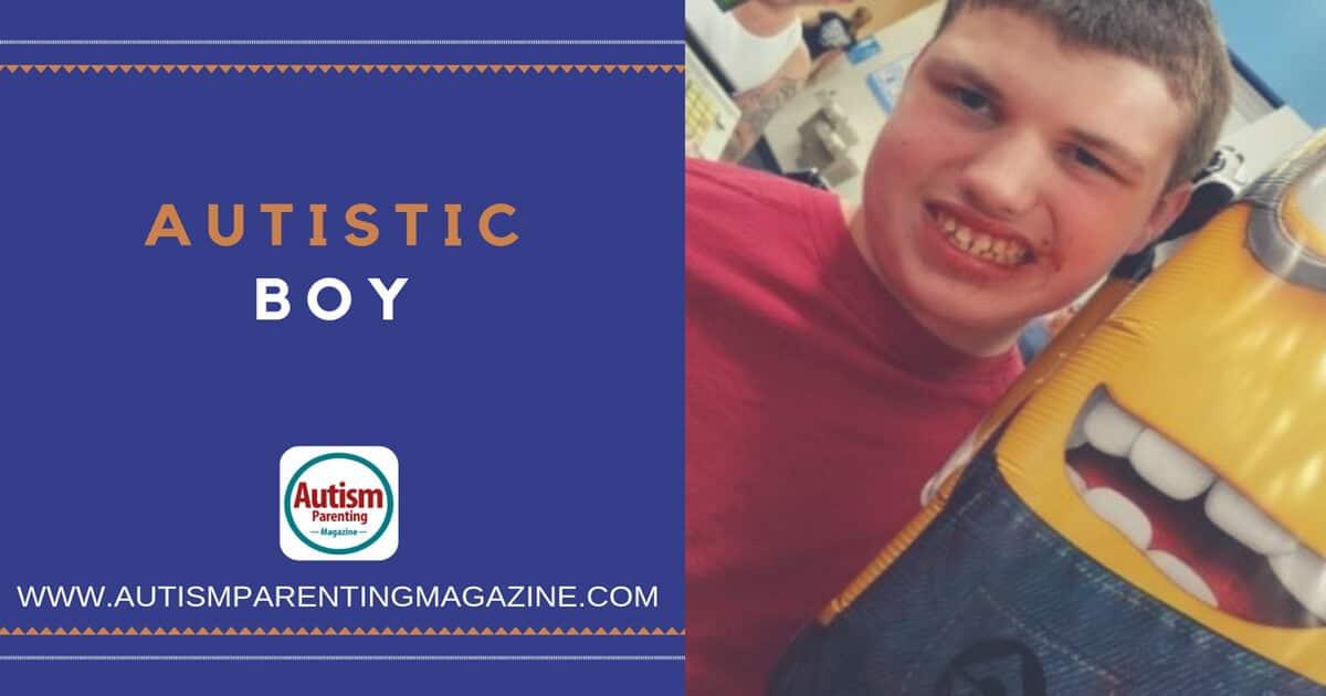 Autistic Boy https://www.autismparentingmagazine.com/autistic-boy/