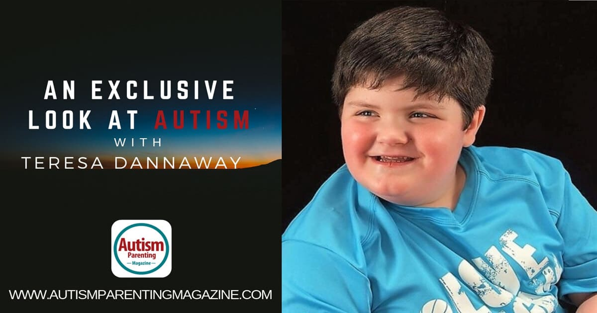 An Exclusive Look at AUTISM With Teresa Dannaway https://www.autismparentingmagazine.com/exclusive-look-with-teresa-dannaway/