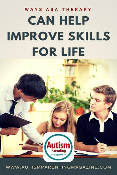 Ways ABA Therapy Can Help Improve Skills For Life