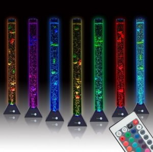 bubble tube light