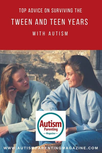 Top Advice on Surviving the Tween and Teen Years With Autism https://www.autismparentingmagazine.com/surviving-tween-and-teen-years/