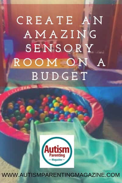 Create an Amazing Sensory Room On a Budget https://www.autismparentingmagazine.com/create-an-amazing-sensory-room/