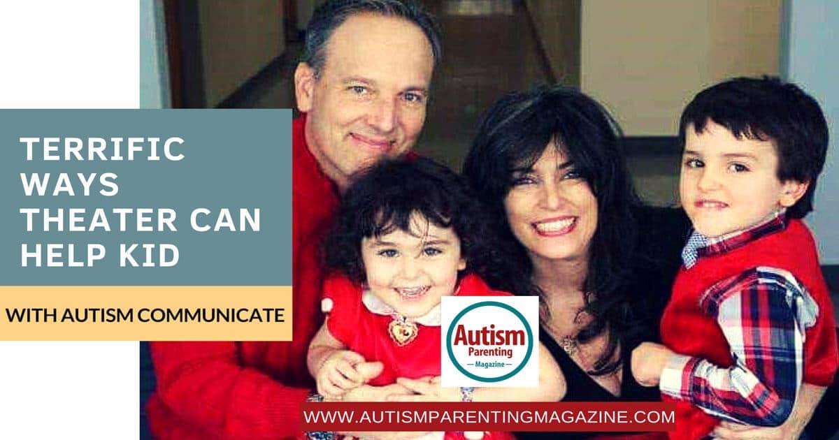 Terrific Ways Theater Can Help Kids With Autism Communicate https://www.autismparentingmagazine.com/help-kids-with-autism-communicate/