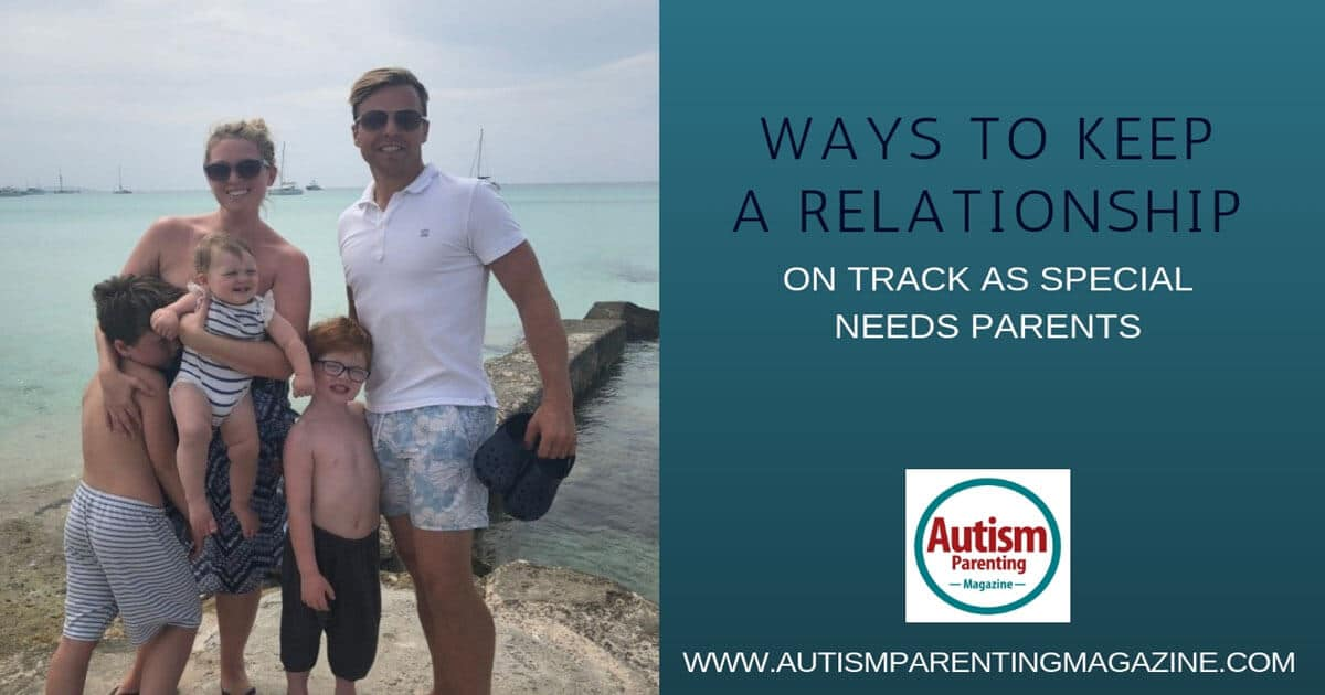 Ways to Keep a Relationship On Track As Special Needs Parents https://www.autismparentingmagazine.com/keeping-a-relationship-on-track/