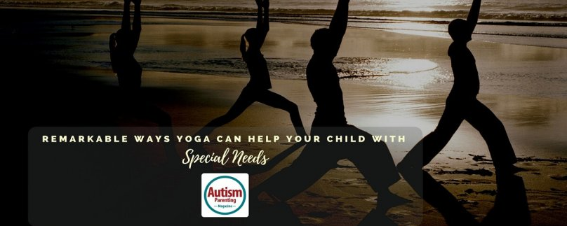 Remarkable Ways Yoga Can Help Your Child with Special Needs