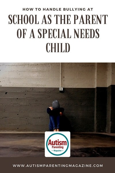 How to Handle Bullying at School As the Parent of a Special Needs Child https://www.autismparentingmagazine.com/https://www.autismparentingmagazine.com/handle-bullying-at-school-autism/