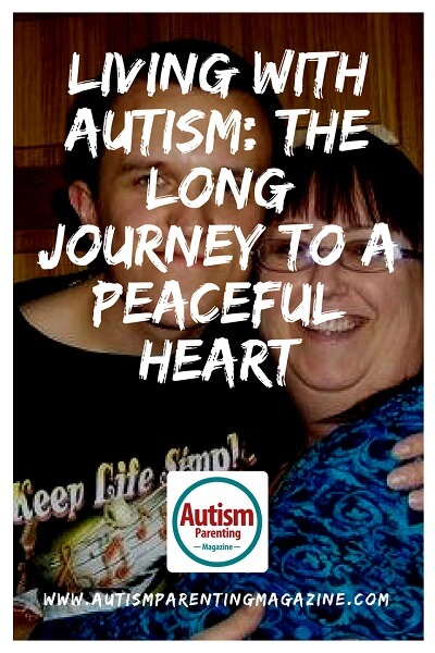 Living With Autism: The Long Journey to a Peaceful Heart http://www.autismparentingmagazine.com/long-journey-peaceful-heart-autism/