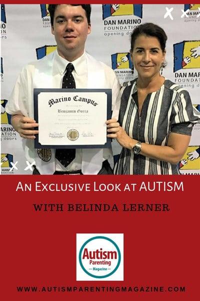 An Exclusive Look at AUTISM With Belinda Lerner https://www.autismparentingmagazine.com/exclusive-look-with-belinda-lerner/