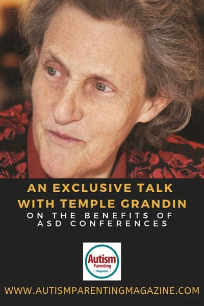 An Exclusive Talk With Temple Grandin on the Benefits of ASD Conferences https://www.autismparentingmagazine.com/exclusive-talk-with-temple-grandin/