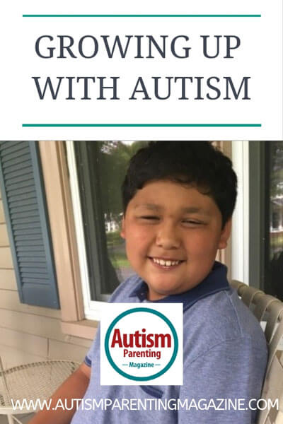 Growing Up With Autism https://www.autismparentingmagazine.com/growing-up-with-autism/
