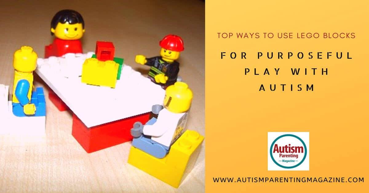 Top Ways to Use Lego Blocks for Purposeful Play With Autism https://www.autismparentingmagazine.com/ways-lego-purposeful-play-autism/