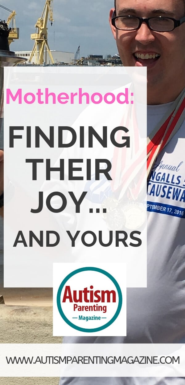Motherhood: Finding Their Joy…and Yours https://www.autismparentingmagazine.com/motherhood-finding-their-joy-yours/