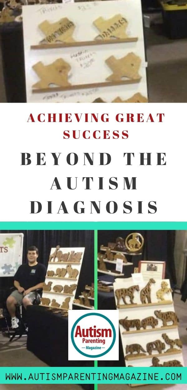 Achieving Great Success Beyond the Autism Diagnosis https://www.autismparentingmagazine.com/achieving-great-success-beyond-autism/