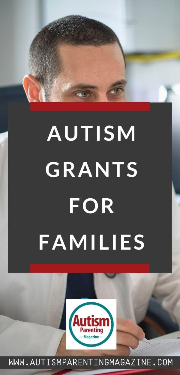 Autism Grants for Families https://www.autismparentingmagazine.com/autism-grants-for-families/