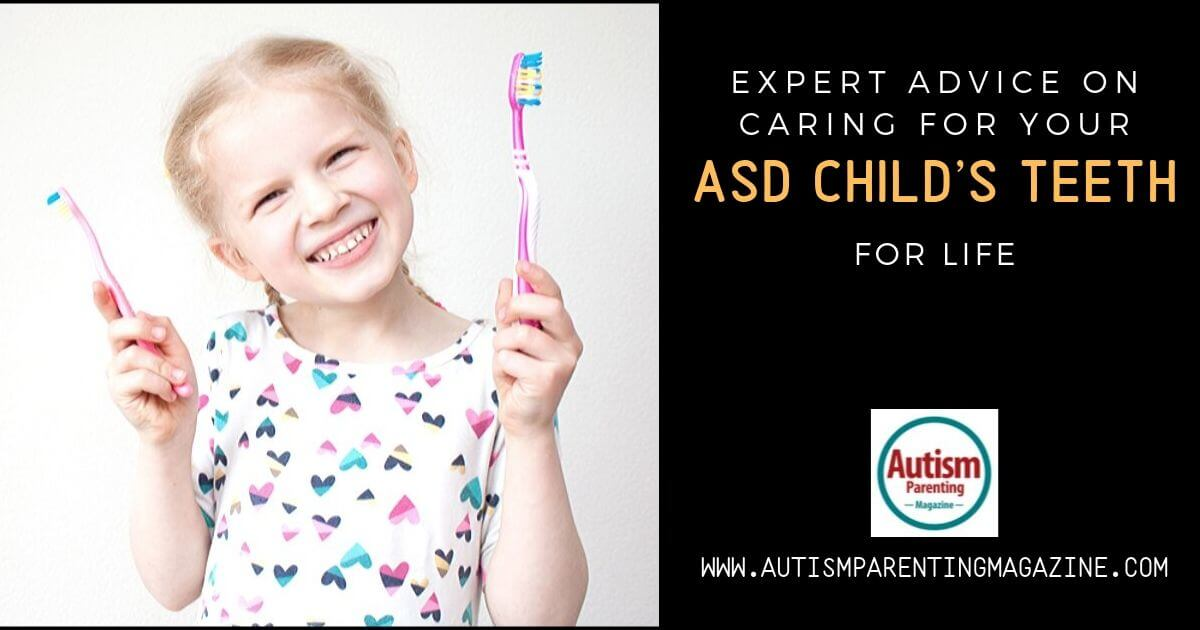 Expert Advice on Caring for Your ASD Child's Teeth for Life https://www.autismparentingmagazine.com/advice-caring-asd-childs-teeth/