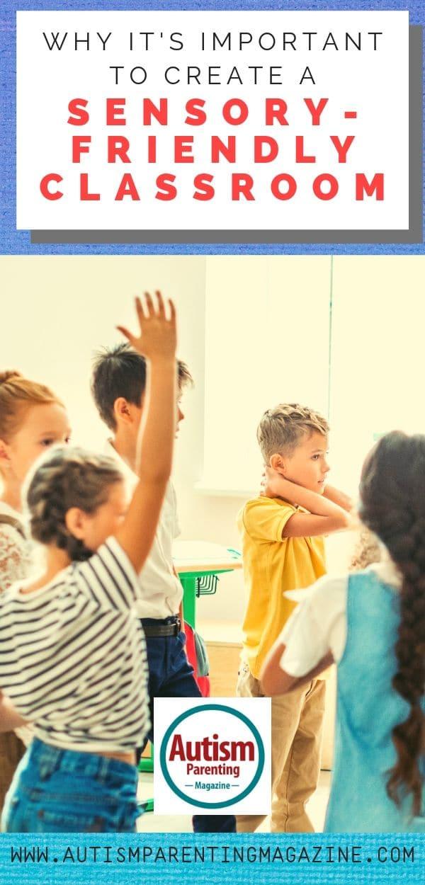 Sensory Friendly Classroom
