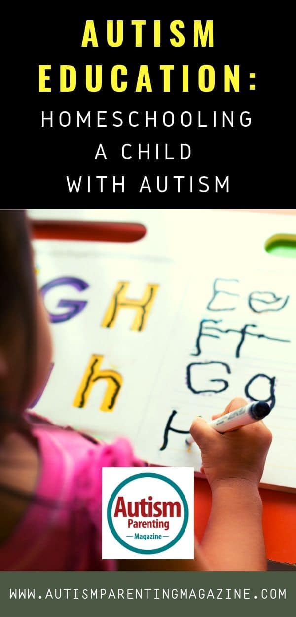 Homeschooling a Child With Autism