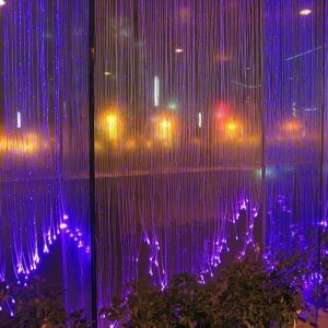 Sensory mood lighting