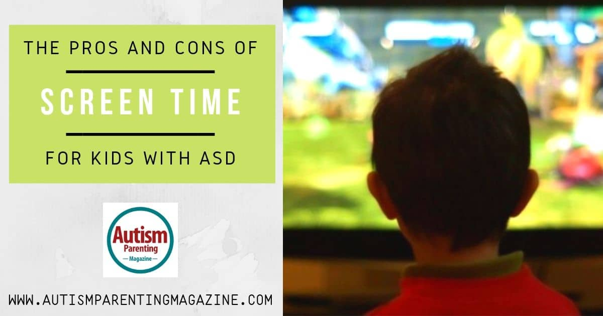 The Pros and Cons of Screen Time for Kids with ASD https://www.autismparentingmagazine.com/screen-time-kids-with-asd/
