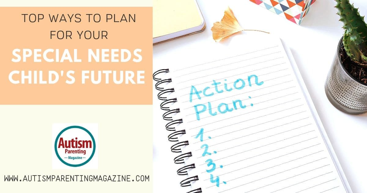 Top Ways to Plan for Your Special Needs Child's Future https://www.autismparentingmagazine.com/plan-special-needs-childs-future/