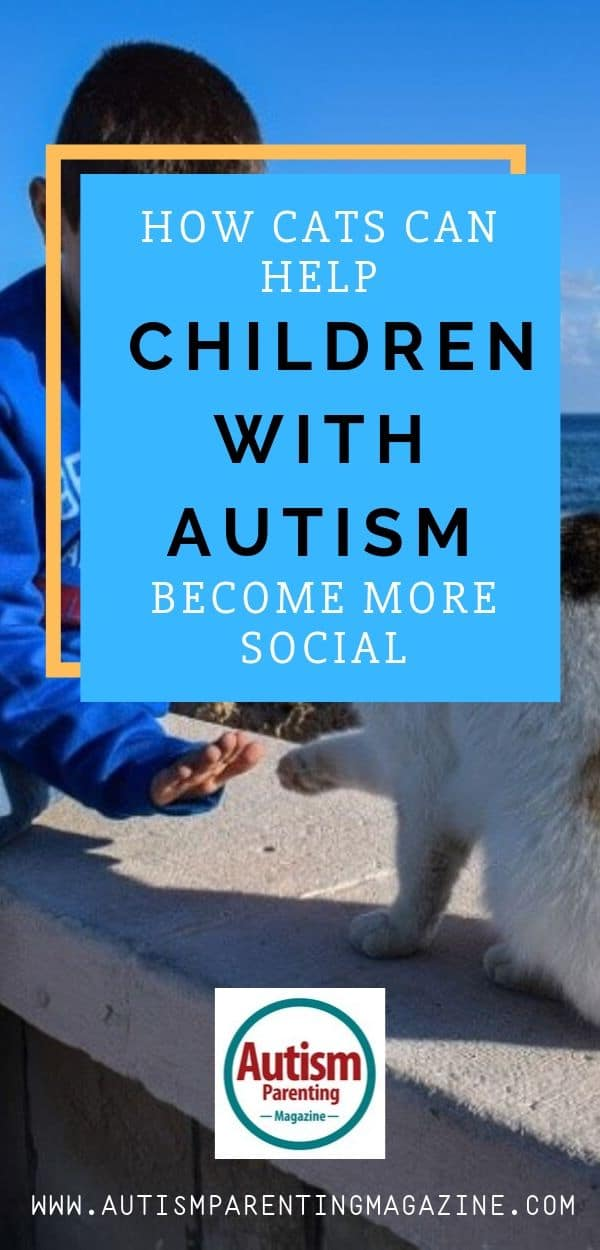 How Cats Can Help Children With Autism Become More Social https://www.autismparentingmagazine.com/cats-help-children-with-autism/