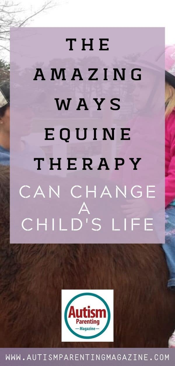 The Amazing Ways Equine Therapy Can Change a Child's Life https://www.autismparentingmagazine.com/equine-therapy-change-childs-life/