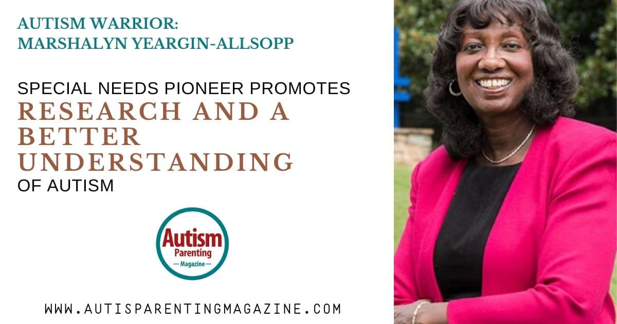 Special Needs Pioneer Promotes Research and a Better Understanding of Autism