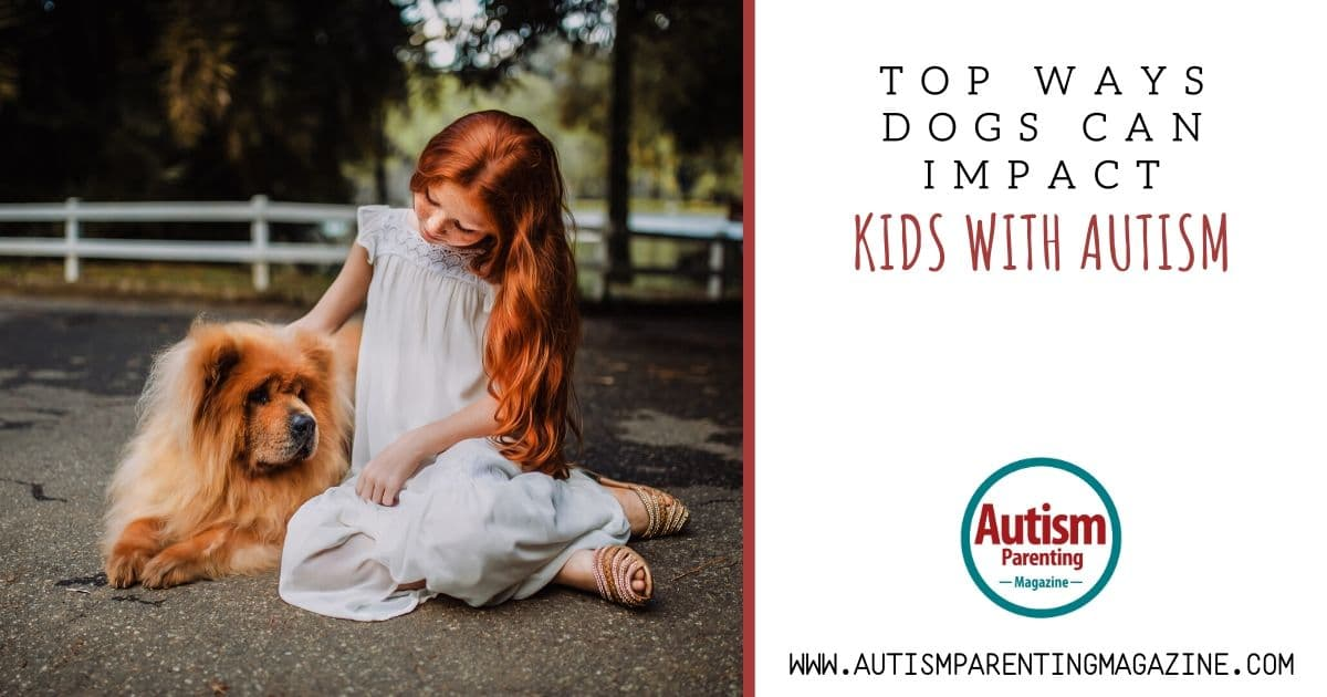 Top Ways Dogs Can Impact Kids With Autism