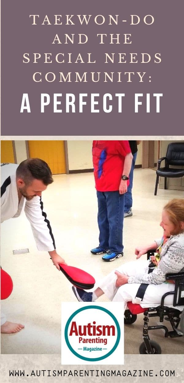 Taekwon-Do and the Special Needs Community