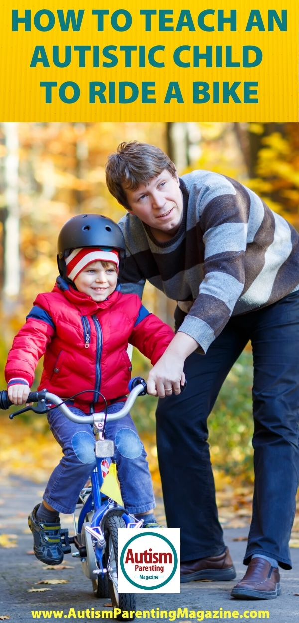 How to Teach An Autistic Child To Ride A Bike