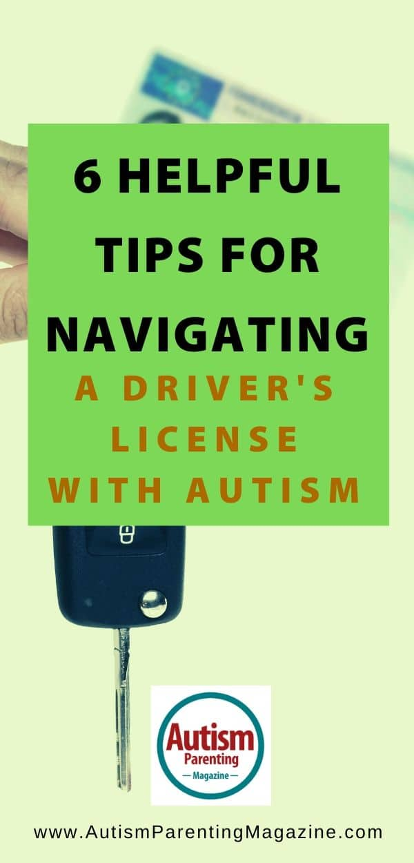 6 Helpful Tips for Navigating A Driver's License With Autism