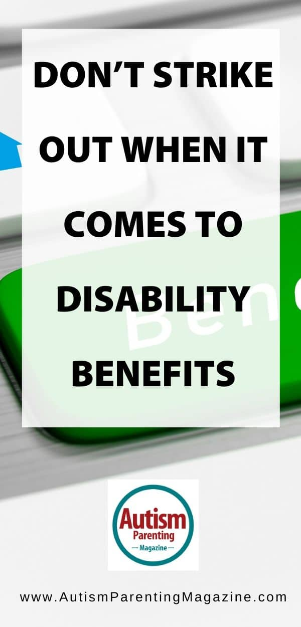 Don't Strike Out When It Comes to Disability Benefits