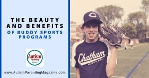 The Beauty and Benefits of Buddy Sports Programs
