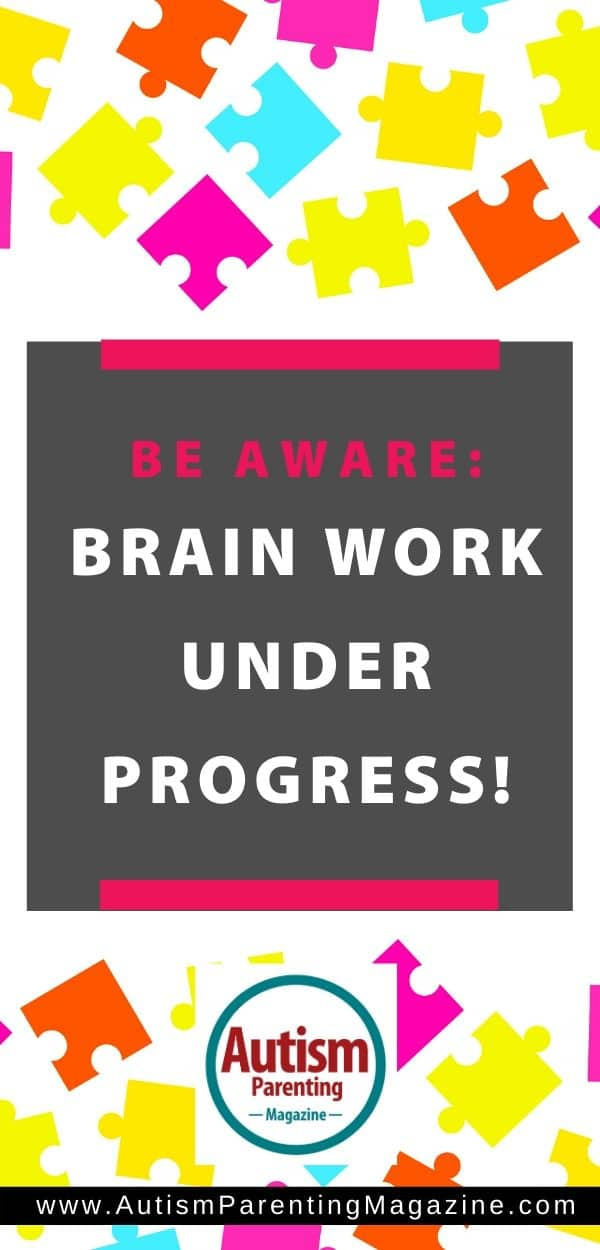 Brain Work Under Progress