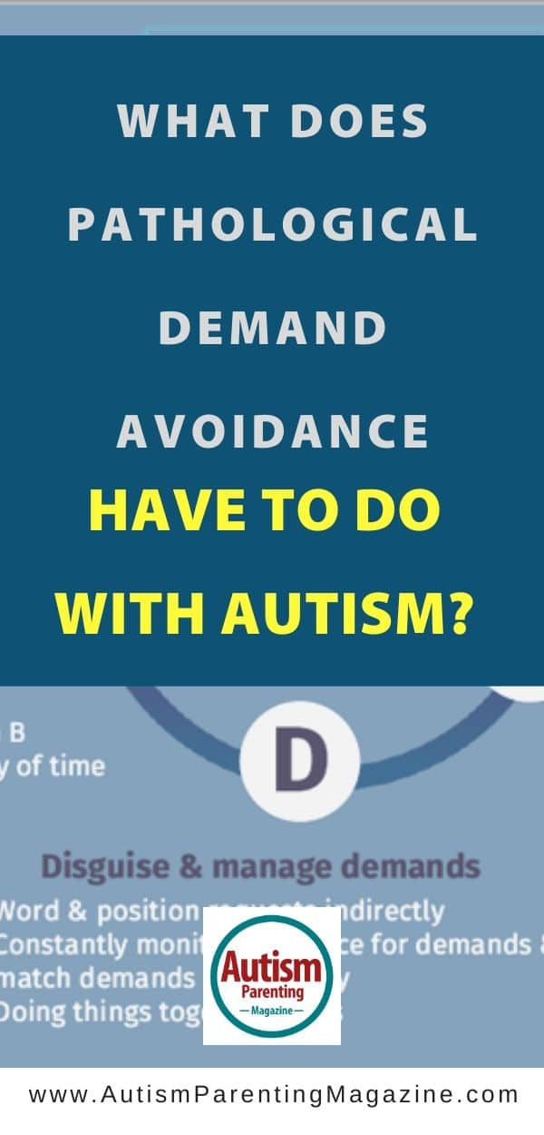 What Does Pathological Demand Avoidance Have to Do With Autism?