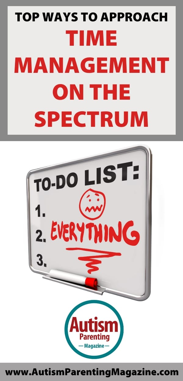 Top Ways to Approach Time Management on the Spectrum