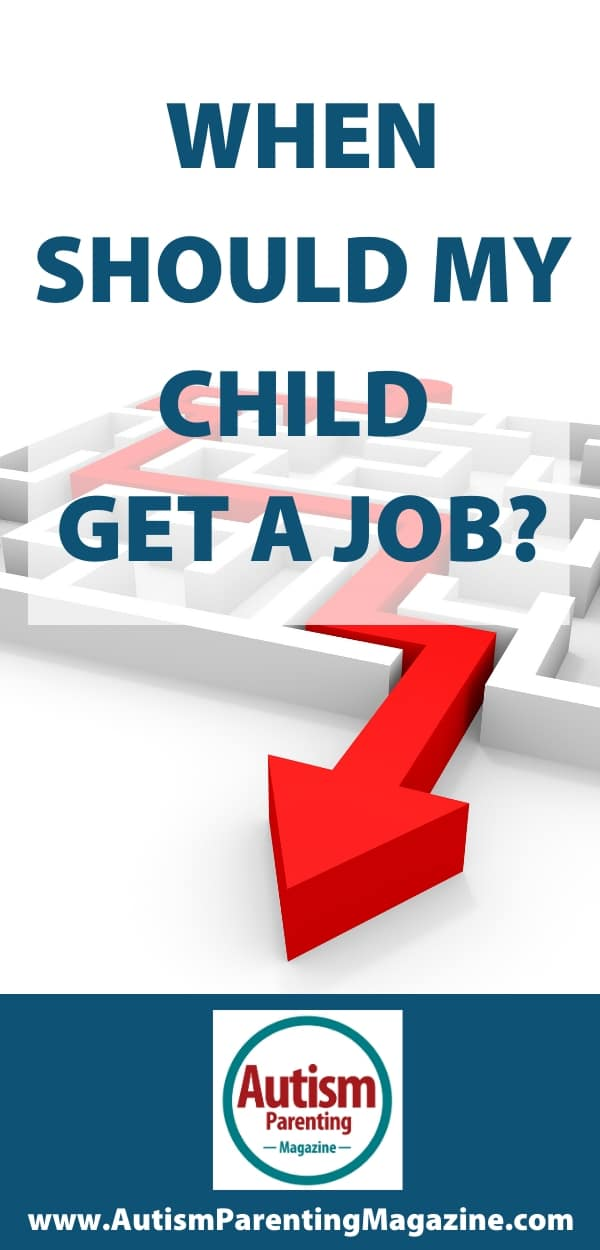 When Should My Child Get a Job?