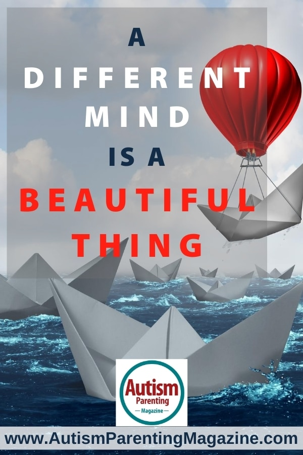 A Different Mind is a Beautiful Thing