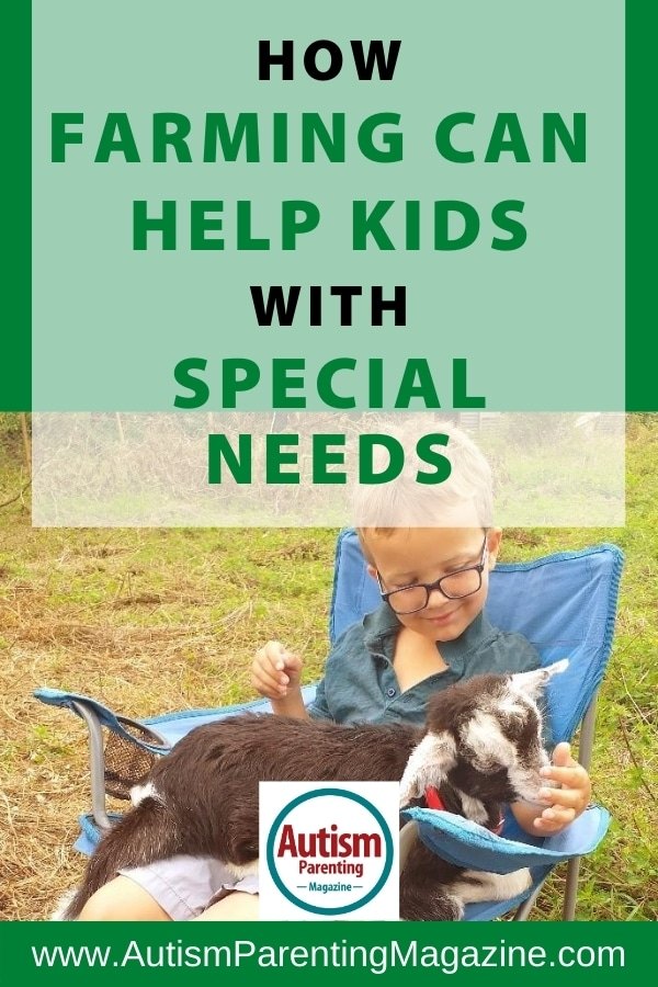 How Farming Can Help Kids with Special Needs