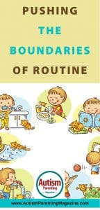 Pushing the Boundaries of Routine