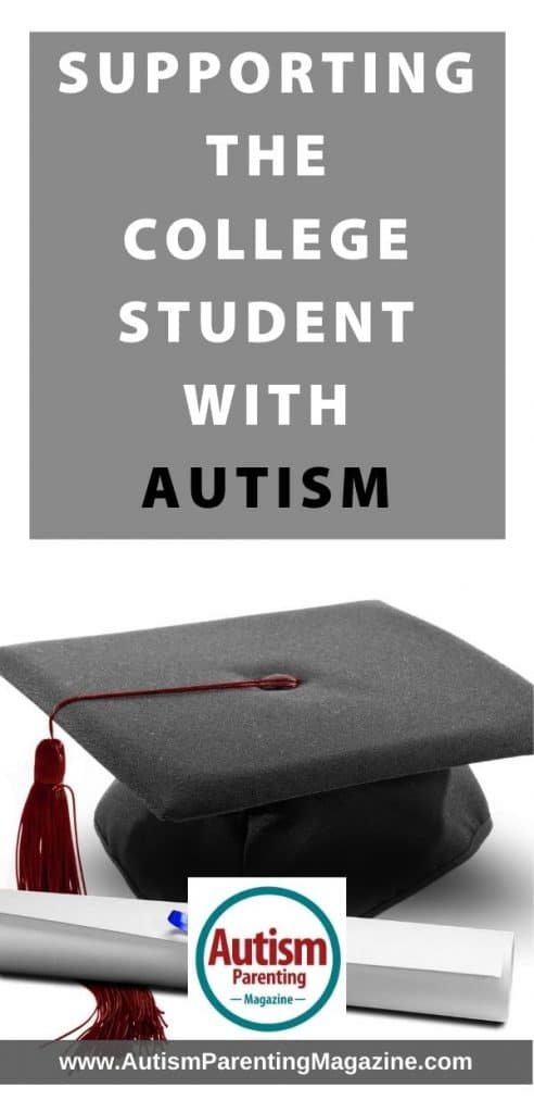 Supporting the College Student with Autism