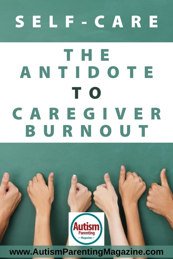 Self-Care: The Antidote to Caregiver Burnout