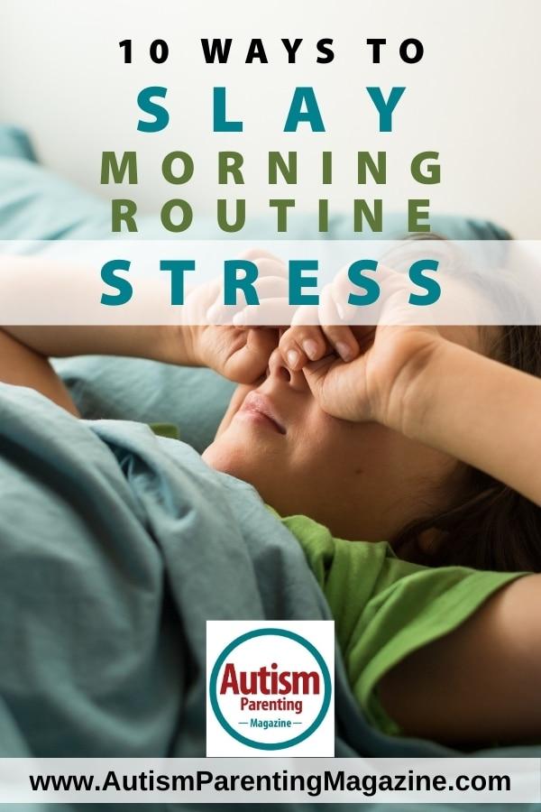 10 Ways to Slay Morning Routine Stress