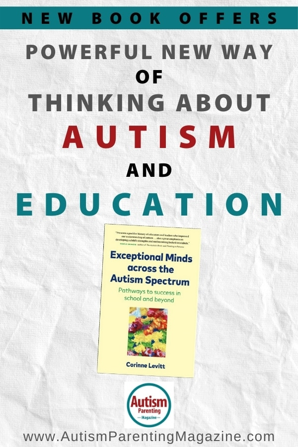 New Book Offers Powerful New Way of Thinking About Autism and Education